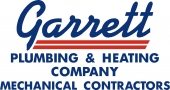 Garrett Plumbing And Heating Co. Inc.